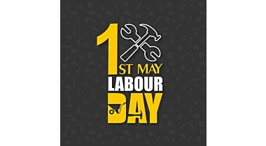 A Holiday Notice About May Day
