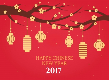 2017 Chinese New Year Holiday