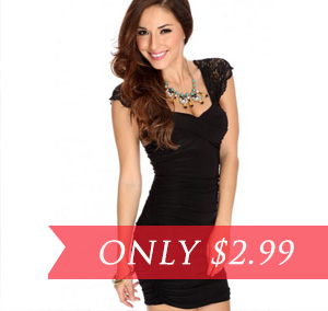 Hot dress only $2.99